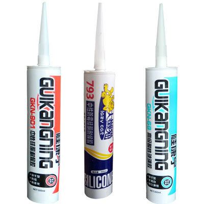 General Purpose (GP) Neutral Construction Silicone Adhesive Sealant