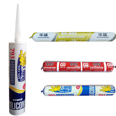 General Purpose (GP) Neutral Structural Silicone Adhesive Sealant